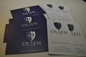 Brand Development Corvus Welcomes Olsen Law