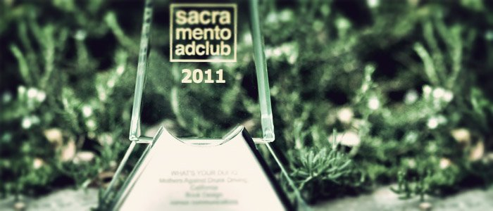 Graphic Design Sacramento ADDY Graphic Design ADDY Award Gold Winner is CORVUS COMMUNICATIONS